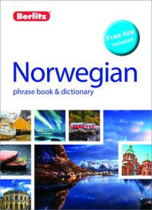 Berlitz phrase book & dictionary norwegian