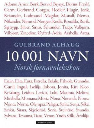10 001 navn