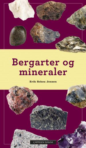 Bergarter og mineraler