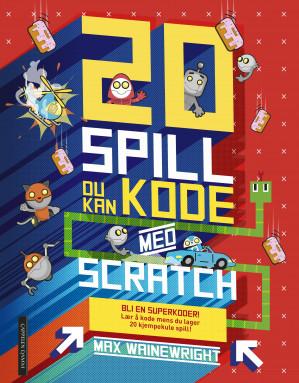 20 spill du kan kode med Scratch