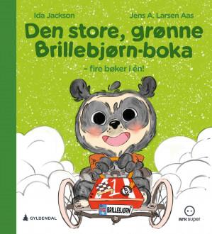 Den store, grønne Brillebjørn-boka