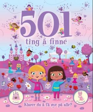 501 ting å finne