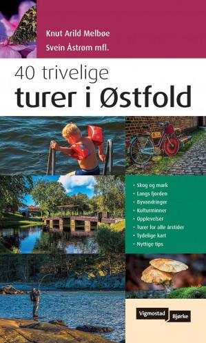 40 trivelige turer i Østfold