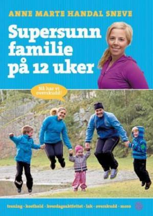 Supersunn familie på 12 uker