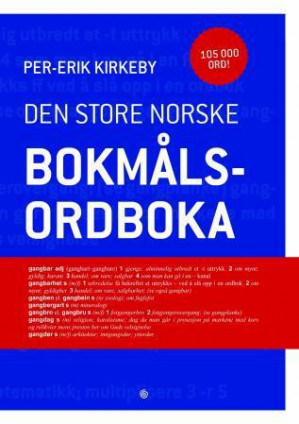 Den store norske bokmålsordboka