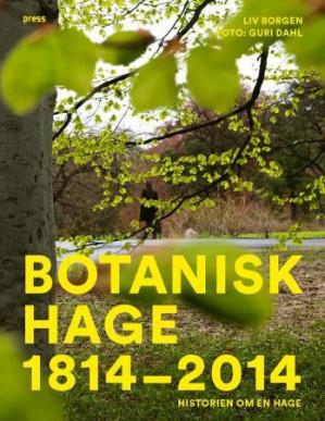 Botanisk hages historie