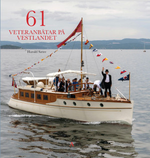 61 veteranbåtar på Vestlandet